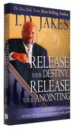 Release Your Destiny, Release Your Anointing Paperback