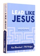 Lead Like Jesus Devotional Hardback