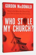Who Stole My Church Paperback