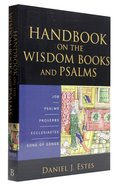Handbook on the Wisdom Books and Psalms Paperback