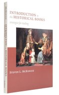 Introduction to the Historical Books Paperback