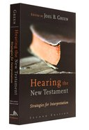 Hearing the New Testament (2nd Edition) Paperback
