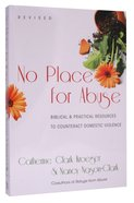 No Place For Abuse Paperback