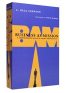 Business as Mission Paperback