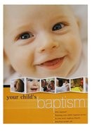 Your Child's Baptism Apba Paperback