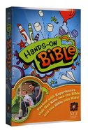 NLT Hands-On Bible (Black Letter Edition) Paperback