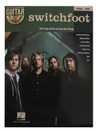 Switchfoot Guitar Play-Along (With Cd) Paperback