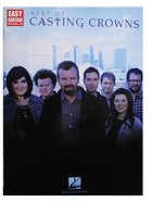 Best of Casting Crowns (Music Book) (Easy Guitar)