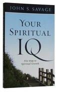Your Spiritual Iq Paperback