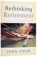 Rethinking Retirement Paperback