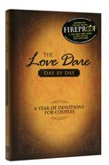 The Love Dare Day By Day Hardback
