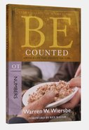 Be Counted (Numbers) (Be Series) Paperback