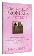 Personalized Promises For Mothers Paperback