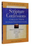 Scripture Confessions Collection: Life-Changing Words of Faith For Every Day Paperback