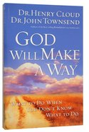 God Will Make a Way Paperback