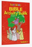 Activity Book (Volume 2) (#02 in Itty Bitty Bible Series) Paperback