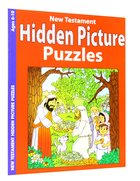 New Testament Hidden Pictures (Ages 6-10, Reproducible) (Warner Press Colouring & Activity Books Series) Paperback