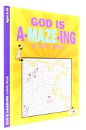 God is A-Maze-Ing (Ages 6-10, Reproducible) (Warner Press Colouring & Activity Books Series) Paperback