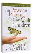 Power of Praying For Your Adult Children (Large Print) Paperback