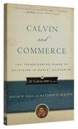 Calvin 500: Calvin and Commerce