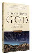 Discovering God in Stories From the Bible Paperback