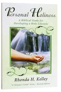 Personal Holiness (Womans Guide Series)