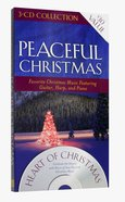 Peaceful Christmas (3-cd Set) CD