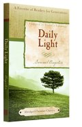 Daily Light (Abridged Christian Classics Series) Paperback