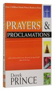 Prayers and Proclamations Mass Market