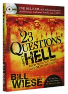 23 Questions About Hell With Bonus DVD Hardback