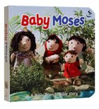 Bibfr: Baby Moses (Bible Friends Bible Story Series) Board Book