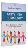 God's New Community Paperback