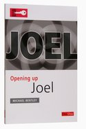 Joel (Opening Up Series)