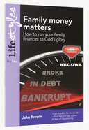 Family Money Matters Paperback