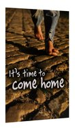 It's Time to Come Home Booklet