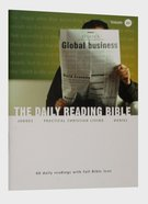 Judges, Daniel (#20 in Daily Reading Bible Series) Paperback