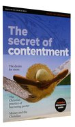 The Secret of Contentment (Matthias Minizines Series) Paperback