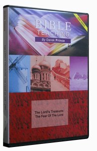 The Lords Treasure: The Fear of the Lord