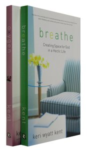 Two Book Pack: Breathe and Oxygen