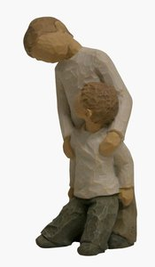 Willow Tree Figurine: Brothers