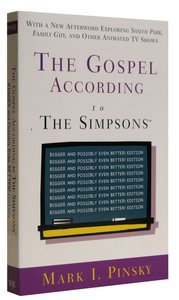 The Gospel According to the Simpsons (New Edition) (Gospel According To Series)