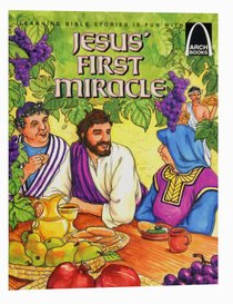 Jesus First Miracle (Arch Books Series)