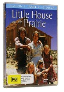 Season 1 Part 2 (3 Discs) (#1.2 in Little House On The Prairie Series)