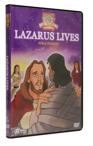 Animated Stories NT: Lazarus Lives (New Testament)