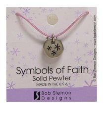 Symbols of Faith Pendant: Stars Daniel 12:3