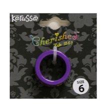 Cherished: His Princess Fun Colorful Acrylic Ring Size 6
