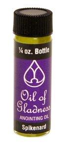 Anointing Oil 1/4 Oz: Spikenard