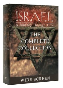 Israel: A Journey Through Time (Complete Collection)