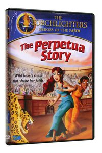 The Perpetua Story (Torchlighters Heroes Of The Faith Series)