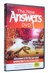 The New Answers Book 1 (#01 in New Answers Book Series)